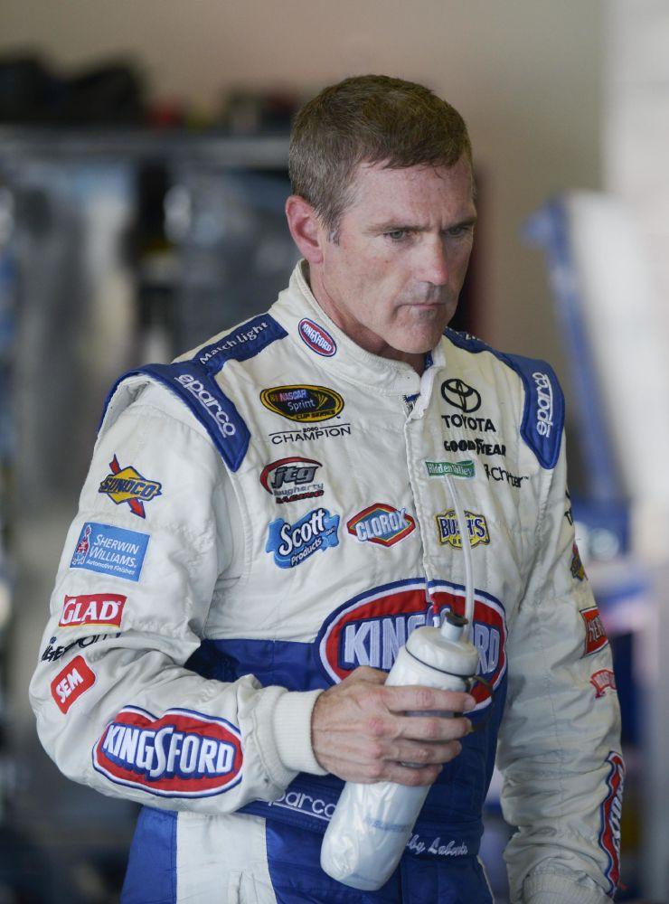 Labonte to enter Daytona 500 with Phoenix Racing