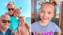 Girl, 7, has right eye removed after pink eye diagnosis