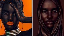 Las nuevas modelos y estrellas de Instagram: no sabrás si son de carne y hueso