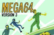 Mega64: Version 3 DVD now available
