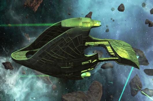 Captain's Log: More Romulan ships coming in Star Trek Online