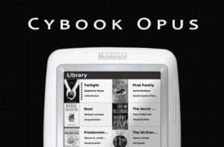 Bookeen outs pocket-sized Cybook Opus e-book reader