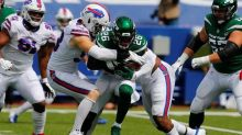 AP source: Jets place RB Bell on IR with hamstring injury
