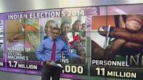 India counts down to biggest election in country's histor...