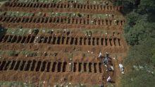 Corona in Brasilien: Friedhofsfoto löst Spekulationen aus