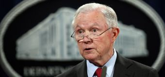 Sessions interviewed for hours in Russia probe