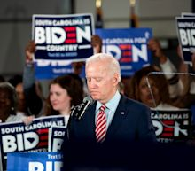 Biden's South Carolina advantage shrinks
