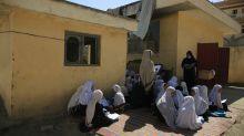Report: 3.7  million Afghan children don't attend school