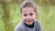 Royal fans divided over who Princess Charlotte looks like in new birthday photos