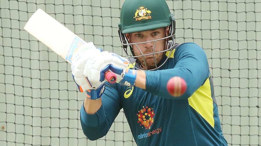 Are the Aussies about to backflip on a key batsman?