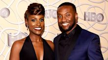 Insecure 's Issa Rae Engaged to Longtime Boyfriend Louis Diame