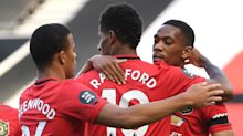 'Martial, Rashford & Greenwood will spend many years at Man Utd' – Cole backing front three to deliver trophies