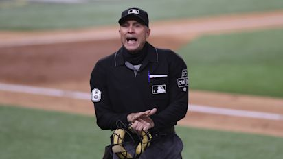 How MLB umpires made it through 'surreal' season