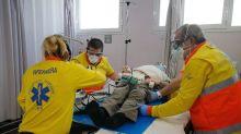 Coronavirus, in Spagna lockdown per 200mila persone