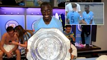 Manchester City youngster's debut lasts just one second in Wembley win