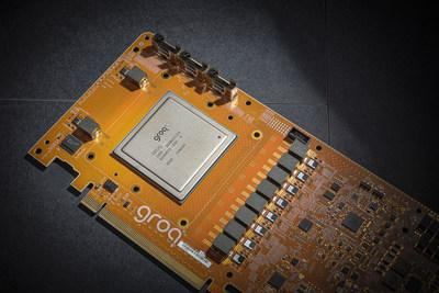 Groq Announces World's First Architecture Capable of 1,000,000,000,000,000 Operations per Second on a Single Chip