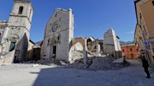Attractions in Italy's earthquake hit region in bid for World Heritage status