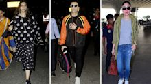 Want Fashion Advice? Take a Look at B-Town's Casual Airport Looks