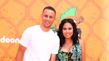 Ayesha Curry says heckling NBA fan 'bumped me in my 8-month-pregnant belly'