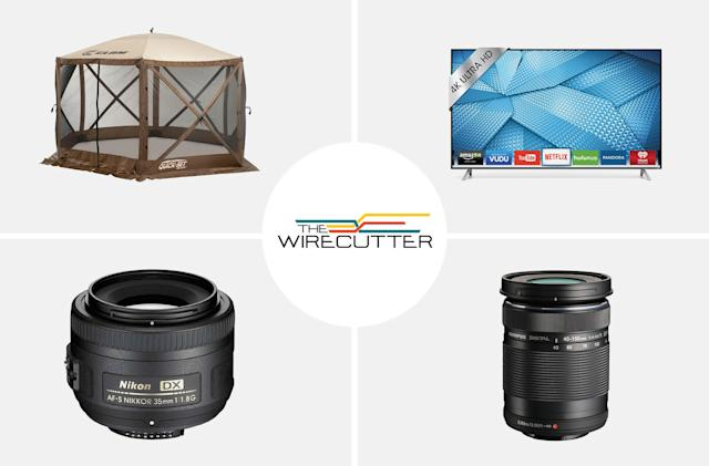 Wirecutter's best deals: Save $100 on a Vizio M-Series LED TV