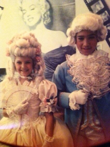 Tbt See Mario Lopez And Fergie As Adorable Costumed Kids