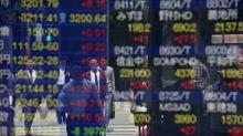 Asia markets trade higher as Hong Kong's Hang Seng index tops 30,000