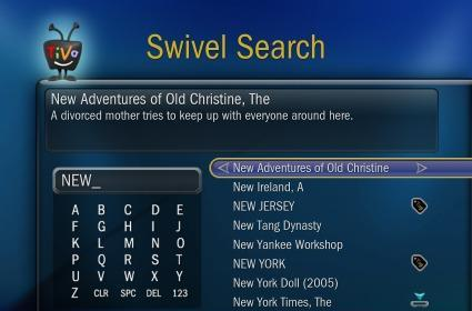 TiVo introduces universal Swivel Search