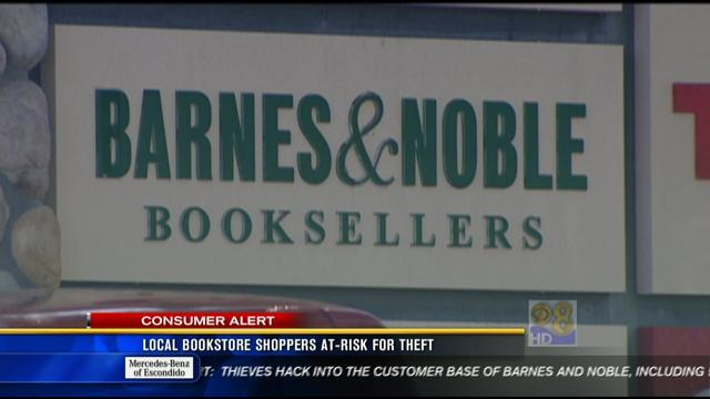 Local bookstore shoppers at risk for theft
