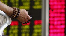 U.S. stocks edge higher on industrials; dollar flattens