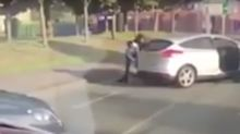 Police appeal for witnesses after vicious road rage brawl