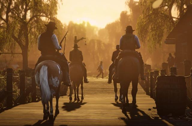 'Red Dead Online' will soon offer fight or explore modes