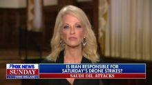White House defends blaming Iran for Houthi oil attack