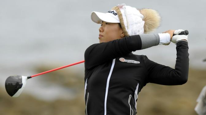Golf: South Korea's Shin, Ji share lead in Taiwan
