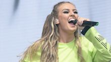 Perrie Edwards dropped the F-bomb live on Radio 1