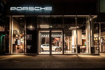 台南保時捷都會概念店Porsche Studio正式開幕 打造新世代車迷交流熱點