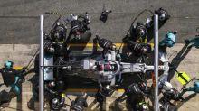 F1 - GP de Grande-Bretagne - GP de Grande-Bretagne - Deux secondes chrono, le temps moyen d'un arrêt au stand