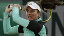 Britain's Johanna Konta dumped out of French Open by teenager Coco Gauff