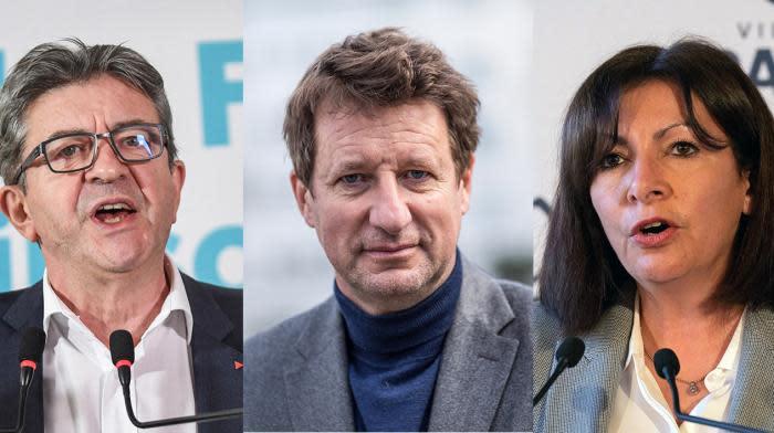 """Présidentielle 2022 : entre socialistes, """"insoumis"""" et écolos, la fin du tout à l'ego à gauche ?"""
