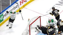 Stars in Stanley Cup Final after being outscored and outshot