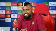 'Warrior' Vidal joins Inter to continue Barcelona exodus