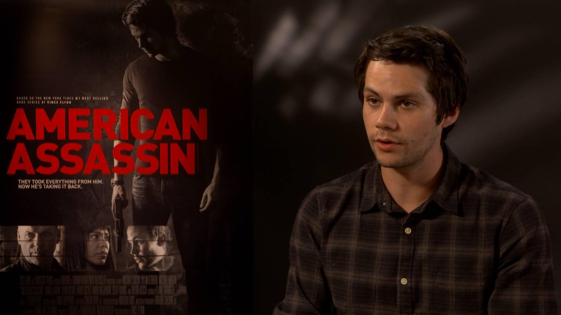 American Assassin: Exclusive Interview with Dylan O'Brien ...