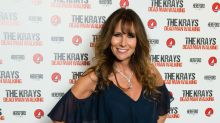 Linda Lusardi reveals she still fits into small sequinned bikini she wore 31 years ago