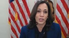 Kamala Harris slams 'reckless' Senate Republicans for pushing SC judge nomination over COVID-19 relief