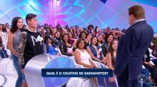 Silvio Santos gera polêmica ao chamar mulher de sua plateia de homem por conta de seu cabelo curto