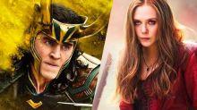 Loki e Feiticeira Escarlate devem ganhar séries próprias em serviço de streaming da Disney