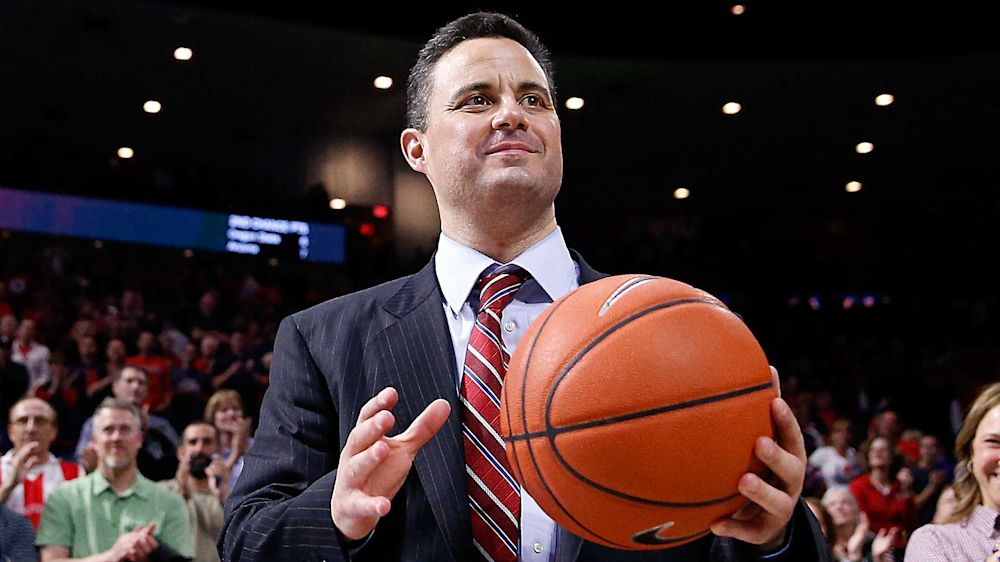 Sean Miller leaving for Ohio State will happen 'over my dead body', says Arizona president