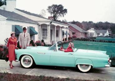 重啟上世紀經典,Ford 註冊車名有玄機!