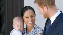 Löschte Herzogin Meghan ihre Vornamen aus Archies Geburtsurkunde?