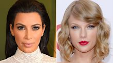 What a Difference 8 Years Makes: Kim Kardashian Says She's the 'Biggest Taylor Swift Fan' in 2009 Video