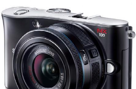 Alleged Samsung NX100 pics and specs surface